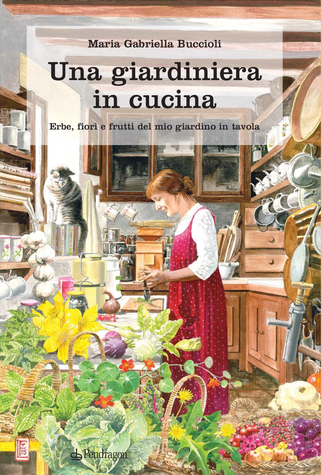 Una giardiniera in cucina | Giardini del Casoncello