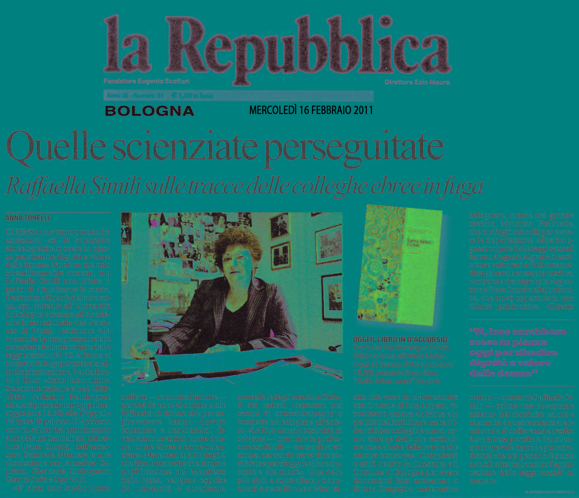Bem informado google italia la repubblica bologna for Home page repubblica